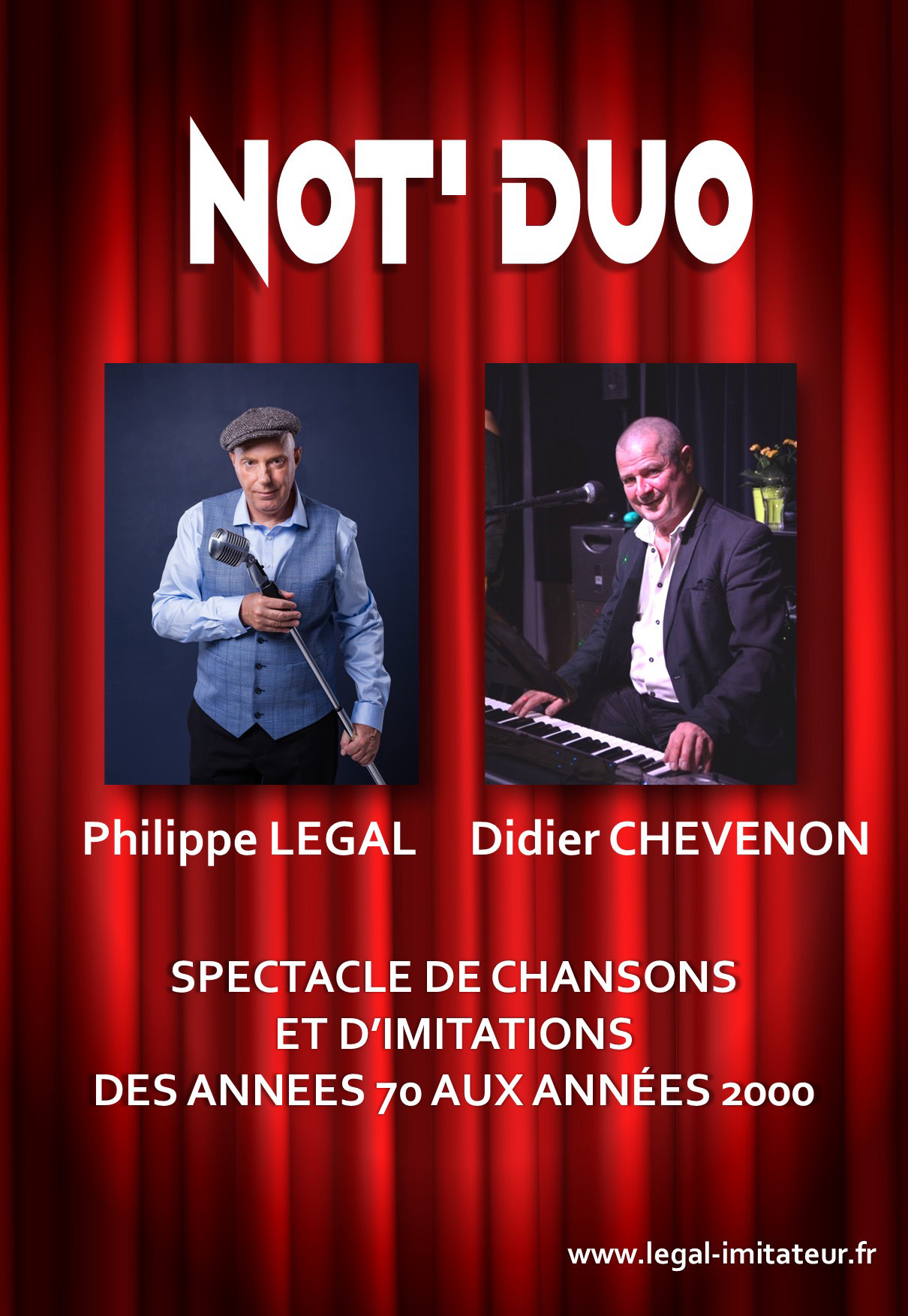 Affiche Not'Duo 2